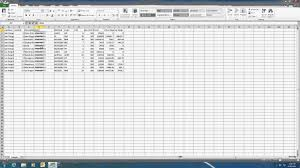 How To Enter Multiple Lines In A Single Cell In Excel 2010 YouTube