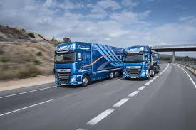 100 Top Trucks DAF New CF And New XF Wins Transport News Truck Award