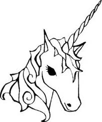 Unicorn Drawing Easy Simple How To Draw An For Kids