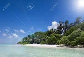 100 Kuramathi Island Maldives Indian Ocean At Island