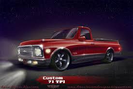 SAM AMES: 1971 Chevy C10