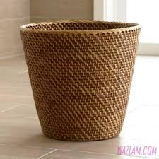 Slim Bathroom Trash Can With Lid by Bathroom Accessories Restaurant Trash Cans Black And Gold