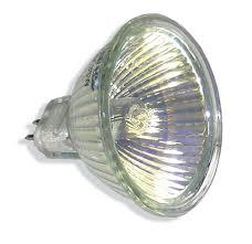 halogen bulb mr 16 12 volt dc 50 watt glass cover dc halogen