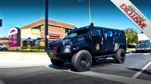 100 Swat Truck For Sale Inside The Armored SWAT Truck Of The Future