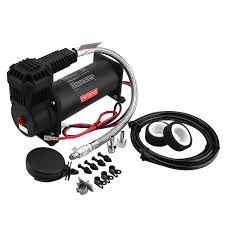 100 Truck Suspension 200 Psi Air Horn Compressor Air Ride Aftermarket