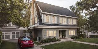 tesla solar roof tiles there s a shocking amount of technology in