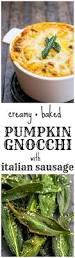 Pumpkin Gnocchi Recipe by The 25 Best Pumpkin Gnocchi Ideas On Pinterest