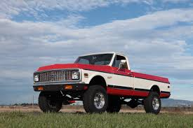 100 Chevy Truck Pictures This 1972 Cheyenne Powered By A Supercharged LS V8 Is The