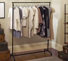 Blacksmith Clothes Rack