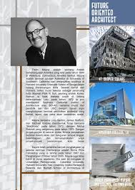100 Architecture Design Magazine The NeoModernist By Thom Mayne