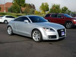 See All Audi TT For Sale at CarMax