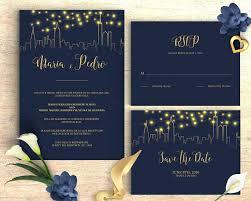 Elegant Wedding Invitations Near Me For This Year 25 Shower