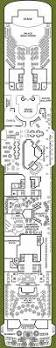 Carnival Ecstasy Cabin Plan by Carnival Fascination Deck Plans