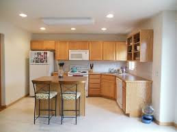 kitchen reveal cabinets light counters hometalk