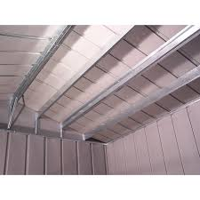 Arrow Galvanized Steel Storage Shed by Arrow Shed Roof Strengthening Kit For 10 X 6 10 Ft Sheds