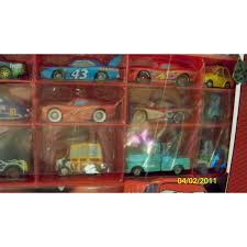 Disney World Of CARS Mack Truck Hauler With 10 Cars Mater Mcqueen ...
