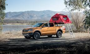 100 Ford Mid Size Truck 2019 Ranger The Pickup Is Back