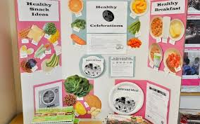 Poster On Healthy Eating For Family Health Night