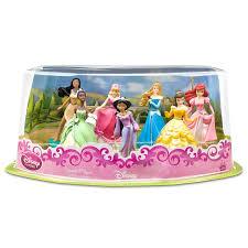Amazon Disney Princess Figure Play Set 2 7 Pc Toys & Games