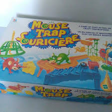 Mouse Trap Board Game 5