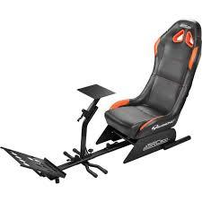 siege de jeux src 500 driving cockpit pour jeux vidéo orange achat vente