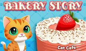Bakery Story Halloween Edition by Bakery Story Cats Cafe Android Apps On Google Play