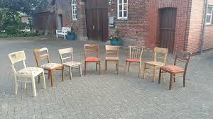 alte stühle stuhl vintage deko shabby oma esszimmer küche
