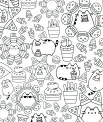 Cat Coloring Pages Pictures Free Of Cats