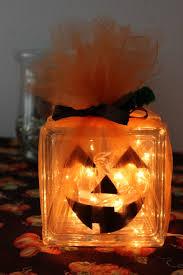 Pinterest Dryer Vent Pumpkins by Tulle Pumpkin Halloween Pinterest Glass Blocks Glass And