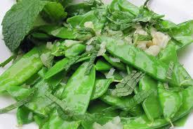 Grow Cook Eat Snow Peas