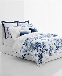 Lauren Ralph Lauren Flora 3 Pc Cotton King Duvet Cover Set Duvet