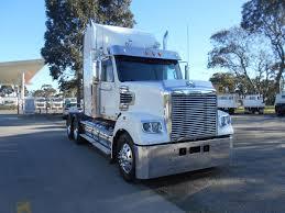 100 White Freightliner Trucks 2013 Coronado Coronado 114 Daimler Adelaide