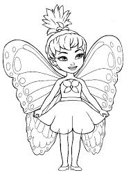 79 Best Coloring Pages For Girls Images On Pinterest