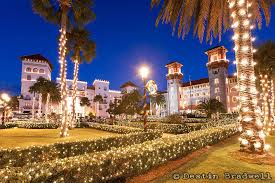 St Augustine Nights of Lights Tours