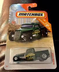 100 35 Ford Truck Matchbox 2019 MBX Construction Pickup EBay
