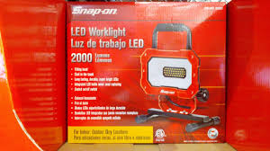 sale 2016 snap on 922261 2000 lumens led work light hommum