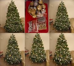 Unlit Artificial Christmas Trees Walmart by Tips For Decorating Your Christmas Tree