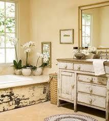 Rustic Chic Bathroom Decor