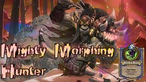 Hunter Hearthstone Deck Kft by Mighty Morphing Hunter Hearthstone Knights Of The Frozen