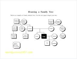 Top Result Drawing A Family Tree Template Luxury Diagram 9 Free Sample Example Examples Templates Monster