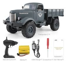 RC Off-road Military Truck 1:16 (Q61) - Car Kit - RC Car, Drone ... Traxxas Revo Gas Powered Rc Truck W Accsories Bundle For Parts Redcat Racing Kits Parts Amain Hobbies Hot Sale 60065 Differential Gear Set For 18 Hsp Remote Control Fuel For Superior Buick Gmc Car Detailing Mounting Scale Truck Stop Complete Trailer Hitch Custom Performance Aftermarket Jegs Tamiya King Hauler Body Unpainted Cab Knight 114 110 Metal Fire Extinguisher W Holder Metal Spur 48dp 92t S Cs R31 Scx10 Drift Detail Feedback Questions About 4pcs Track Wheels Spare 1 Crawler Super Bright Lamp Roof