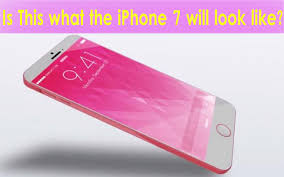 iPhone 7 Rumored To Be Released In October No More iPhone 6S