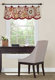 Car Window Curtains Walmart by Swag Valance Curtains Kitchen Window Valances Kitchen Valance