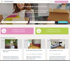 cherche chambre contre service logement ou location contre service gratuit
