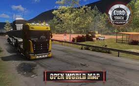 100 Euro Truck Simulator Free Download Evolution For Android APK