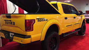 2017 Ford F-150 Tonka - YouTube 2016 Ford F150 Tonka Truck Bob Tomes Youtube 2013 Interior Classic 1956 Tonka Pickup Truck Blue Pressed Steel 50th Vtg 1955 Pickup Truck F100 15579472 Galpin Auto Sports Builds Lifesize Trend For Sale 91801 Mcg F 350 Price Sold Ftx Crew Cab Brondes Toledo Visit To Fords Headquarters From The Model A A