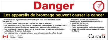 Cabine De Bronzage Faut Il Interdire La Publicit Lignes Directrices Pour Les Propriétaires Les Opérateurs Et Les
