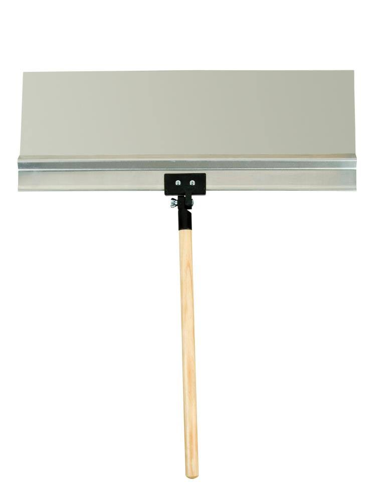 "Hyde Tools Pro Shield Stiff Aluminum Shield - 24"" x 9"""