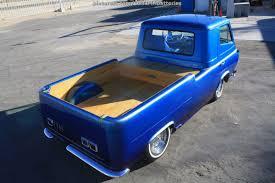 100 Pacifica Truck Ford Econoline Custom Gene Winfield 1961 Econoline
