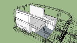 Mercedes Metris Micro Camper